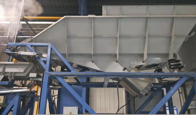 How to Choose the Vibratory Feeder